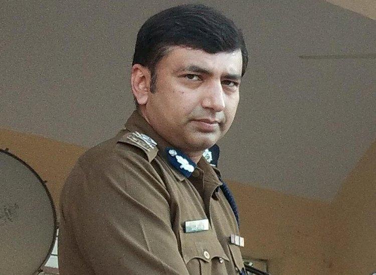 लॉक डाउन पर पटना में आईजी ने की बड़ी कार्रवाई 50 टेंपो जप्त।
