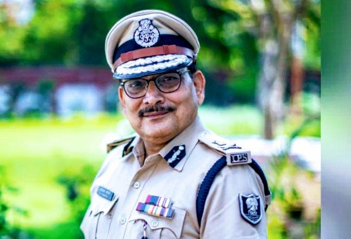 बिहार के सभी पुलिस ,पुलिस पदाधिकारियों पर हमें गर्व है-- गुप्तेश्वर पाण्डेय।