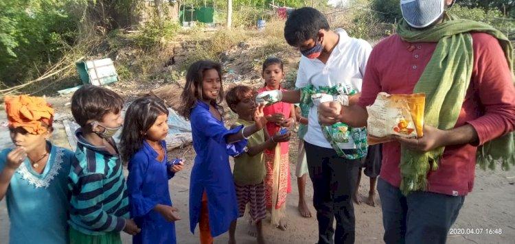 आपदा की घड़ी में जरुरतमंदों की सेवा करना सबसे बड़ा धर्म--अजय राय