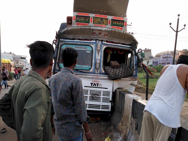 पटना में बड़ा सड़क हादसा , 3 किलोमीटर में 7 जगह पर कई लोगो को ठोका ,ड्राइवर गिरफ्तार।