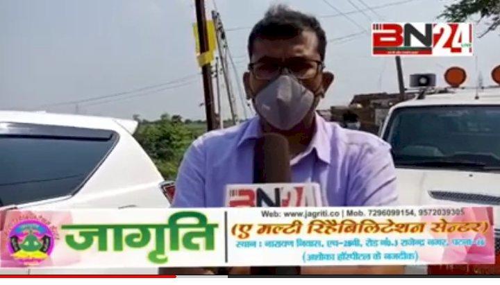 रेस्टुरेंट में कार्यरतकर्मियों को मास्क व ग्लव्स पहनना होगा अनिवार्य--कुमार रवि