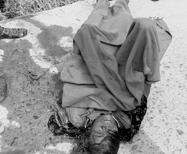 पटना के चमनचक बादशाही पैन में अज्ञात महिला का मिला शव ।