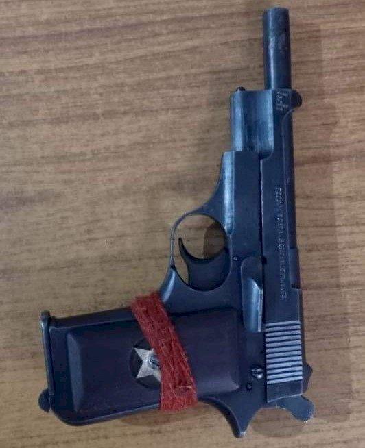 शेखपुरा पुलिस ने पिस्टल के साथ लक्खीसराय का युवक को दबोचा।
