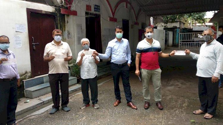 पटना जिला में 693 कोविड-19 मृतक के आश्रितों को अनुग्रह अनुदान का चेक वितरित