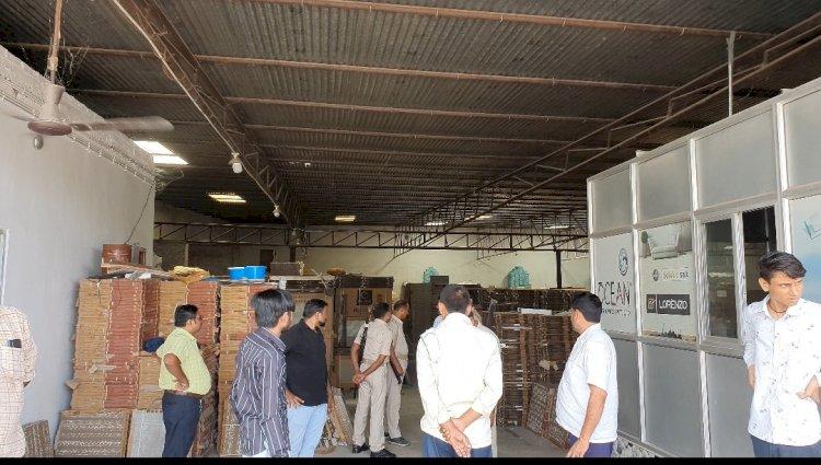 पटना के रामकृष्णानगर थाना क्षेत्र में लगातार बढ़ रही चोरी की घटना।