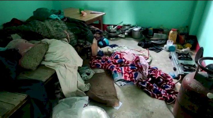 चोरों के आतंक के सामने रामकृष्ण नगर थाना नतमस्तक,, एक साथ कई घरों मे चोरी।।